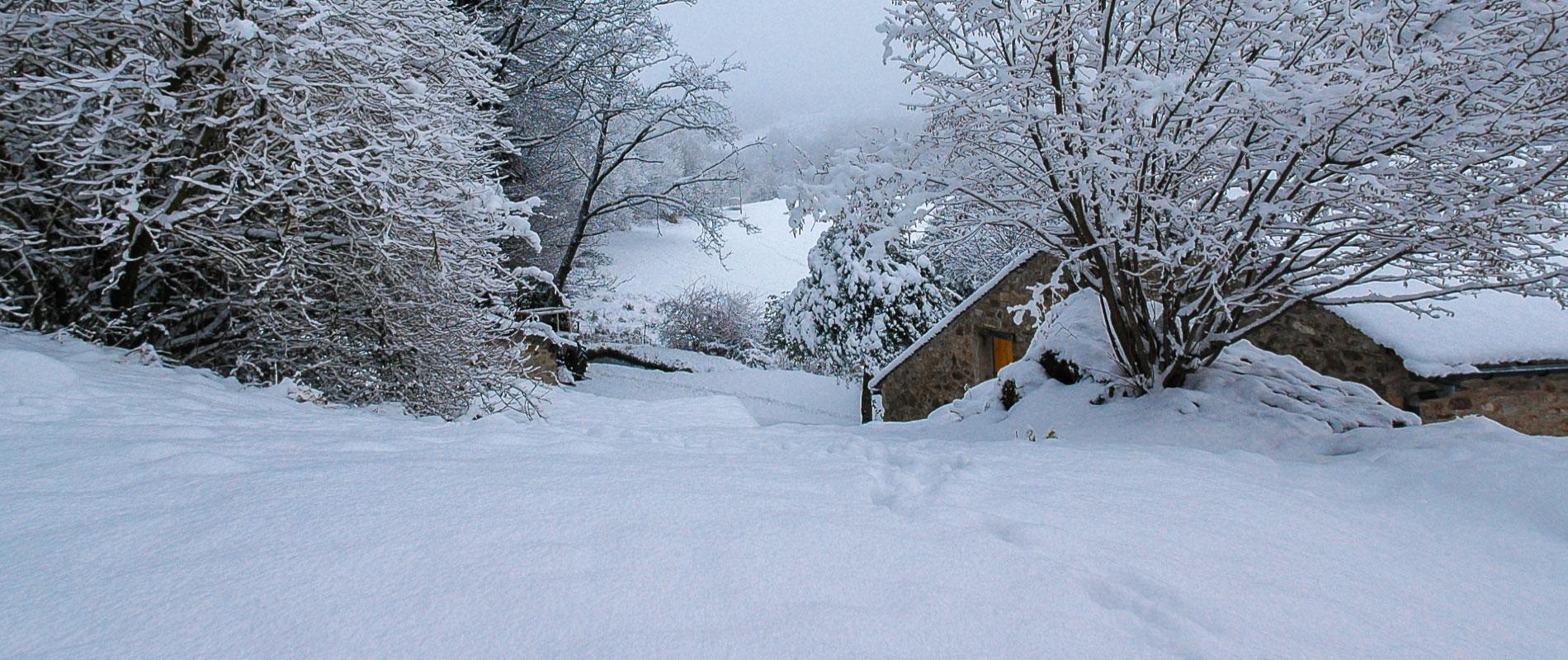 Gîtes Cambon-et-Salvergues. Village et montagne